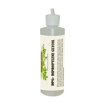 Fragancia grado dipropylene glicol (DPG) 8oz Perfume dispensador de aceite con tapa Carrier