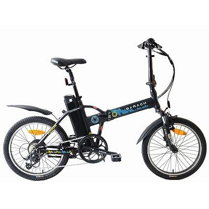 agogs Barack 20 pulgadas eléctrico bicicleta plegable city Rueda con marco de aluminio bafang Motor 250