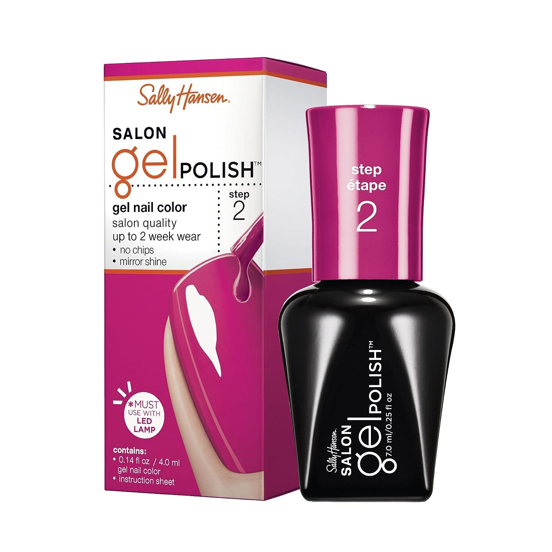 sally hansen nail polish safety