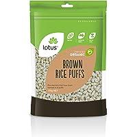 Lotus Organic Puffed Brown Rice 175 g, 175 g