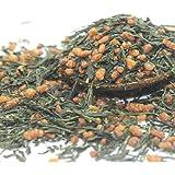 Tealyra - Imperial Gyokuro Genmaicha - Japanese Loose Leaf Tea - Gen Mai Cha Green Tea with Brown Roasted Rice - Organically Grown - Caffeine Level Low - 100g (3.5-ounce)
