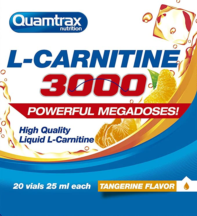 l carnitina 3000 quamtrax opiniones
