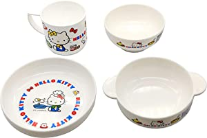 Hello Kitty Tableware 4 piece set