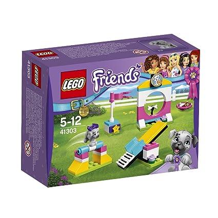 Des De Jeux Friends Lego Construction 41303 L'aire Chiots Jeu MSpGLzqUjV