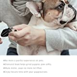 Dog Nail Grinder, Electric Pet Nail Trimmer for