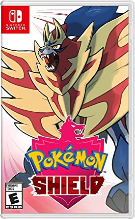 Amazon Com Pokemon Shield Nintendo Switch Nintendo Of America Video Games