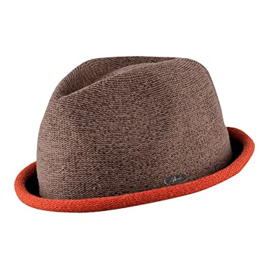 2741929c5ae2 Boston Pork Pie Hat Chillouts cloth hat summer hat  Amazon.co.uk  Clothing