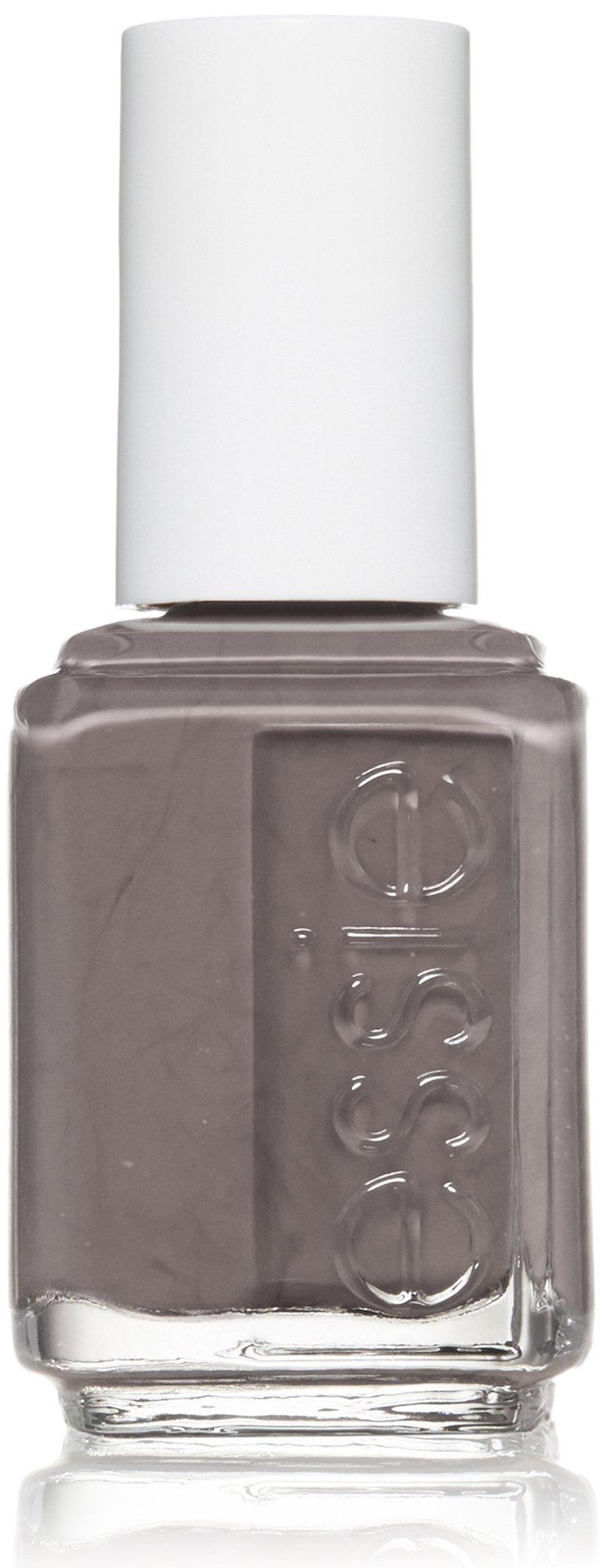 essie nail polish, chinchilly, gray nail polish, 0.46 fl. oz.