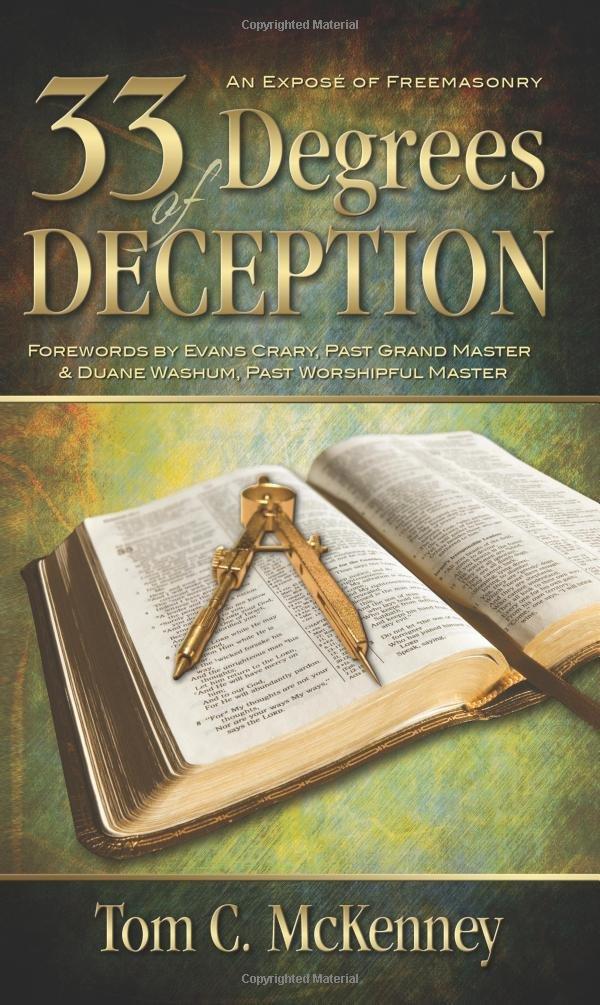 33 Degrees Of Deception: An Expose Of Freemasonry pdf epub