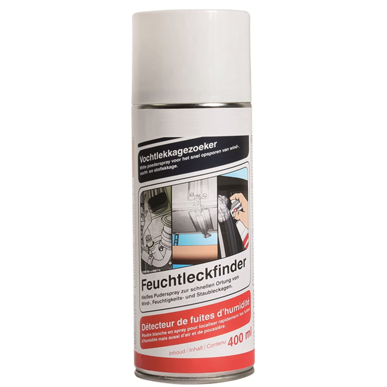 Fö rch Feuchtleckfinder 400ml - Puderspray zur schnellen Ortung von Wind- , feuchtigkeits- und Staublö chern Leak Tracer Förch