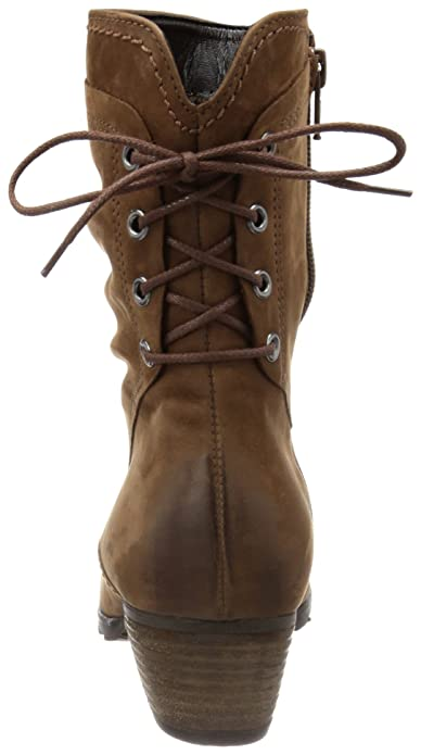 113e4b7519cf Gabor Shoes Comfort 76.604.25, Damen Stiefel, Braun (marone (Micro)), EU  40.5 (UK 7) (US 9.5)  Amazon.de  Schuhe   Handtaschen
