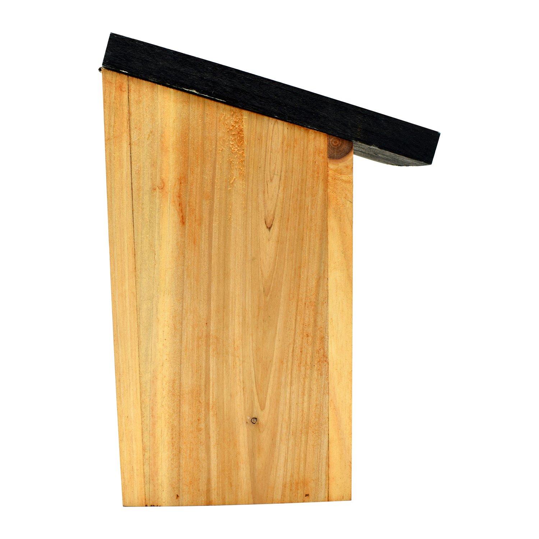 Handy Home and Garden BF017 - Caja de Madera tratada a presión para pájaros Silvestres, marrón: Amazon.es: Jardín
