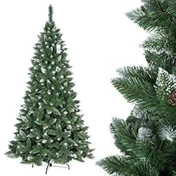 0998fc90f16 FairyTrees Arbre Sapin Artificiel de Noêl Pin