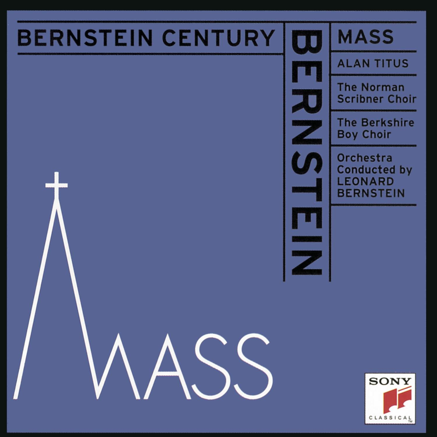 Bernstein: Mass by Sony Classical