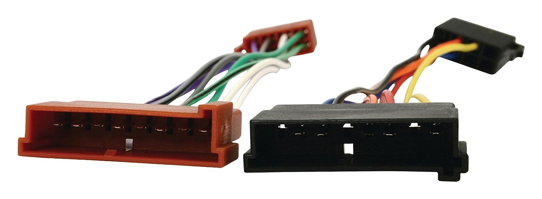 Autoradio ISO-Adapterkabel Ford Ka Sierra Streetka Fiesta GT Landau Taurus Taunus Pin Adapter Stecker kabel KFZ Radio Eurosell