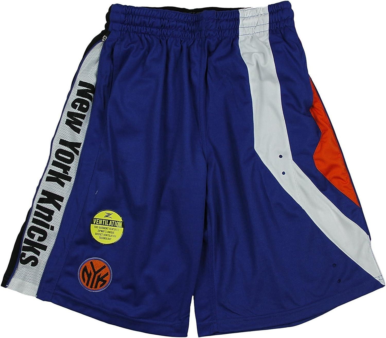 New York Knicks NBA Men's Chaz Shorts, Blue