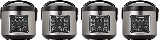 Aroma Housewares ARC-914SBD 2-8-Cups Cooked Digital Cool-Touch Rice Cooker and