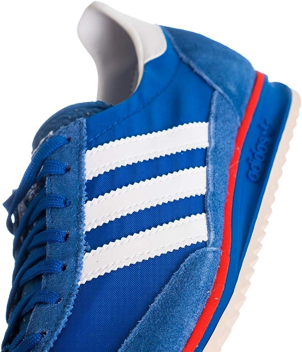 adidas Baskets Homme SL 72 en Daim Bleu EG6849
