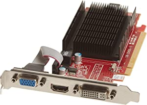 VisionTek Radeon 5450 1GB DDR3 (DVI-I, HDMI, VGA) Graphics Card (901453)
