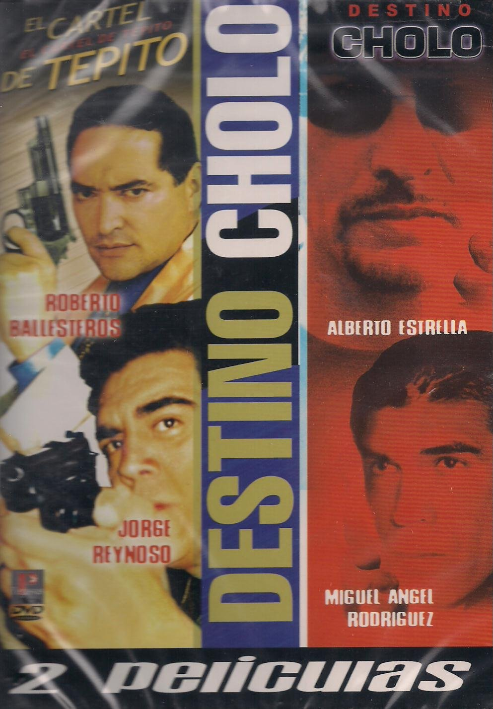 Amazon.com: DESTINO CHOLO/EL CARTEL DE TEPITO 2PACK: Movies & TV
