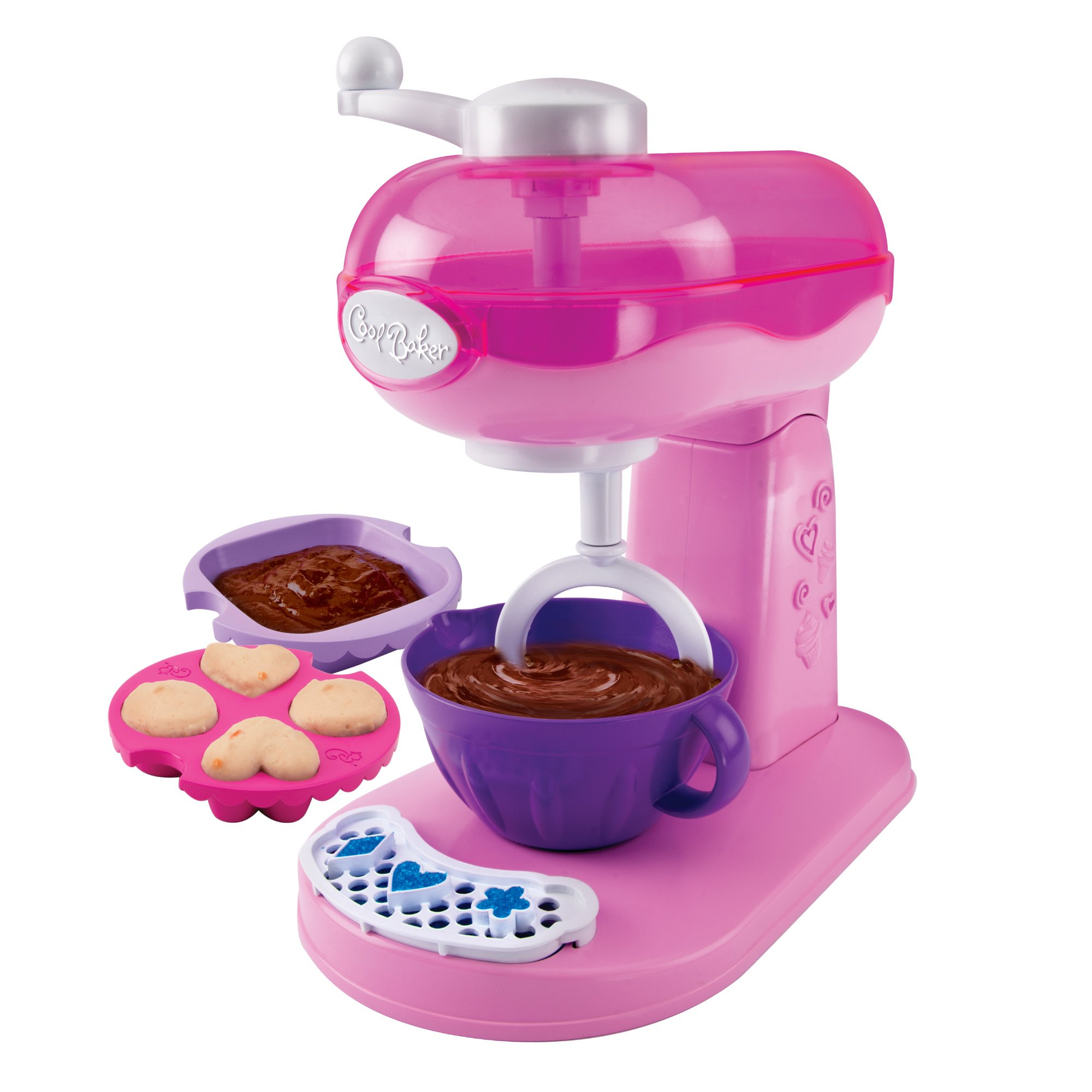 Cool Baker Magic Mixer Maker - Pink by Cool Baker (Image #2)