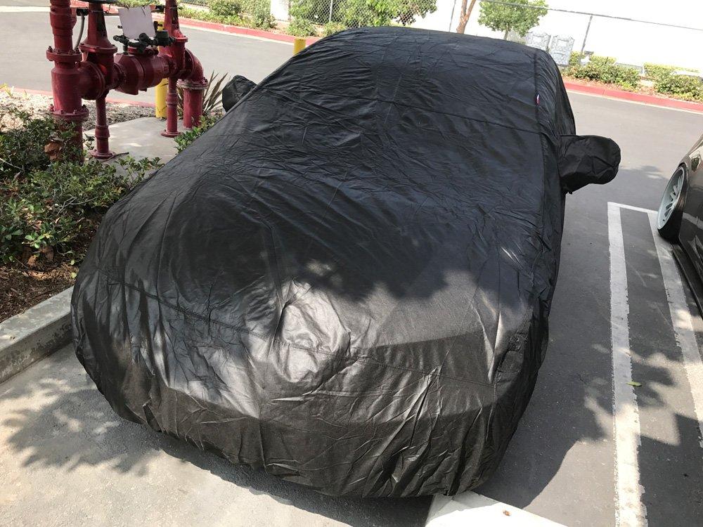 Xtrashield Custom Fit 2010-2019 Honda Civic Car Cover Black Covers