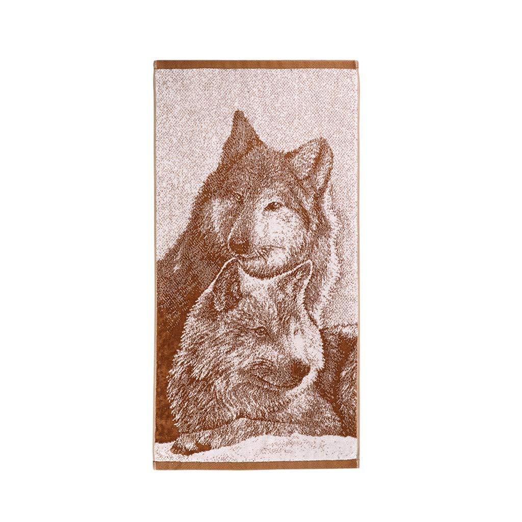パーソナライズコットンタオル 大人用 男性 女性 ホーム ソフト 吸収性 厚手 バスタオル 2色 オプション(75cm 150cm) 1986 B07NZBGC5N A