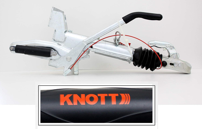 Knott KF 27 P4U Original 204300001 - Freno con enganche de bola (1700-2700 kg, 110/120-190/240) Denominación antigua: KF 27 C. !