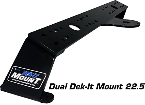 Dual Boat Fish Finder Mount [PROcise Outdoors] Picture