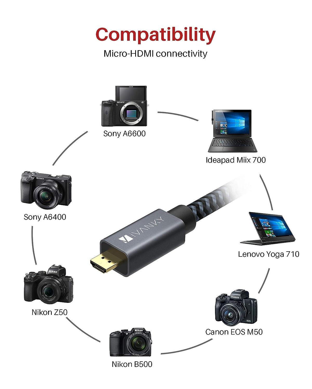 Electronics Nikon Z6 Canon EOS RP/EOS R/EOS 7D Mark II / XA40 ...