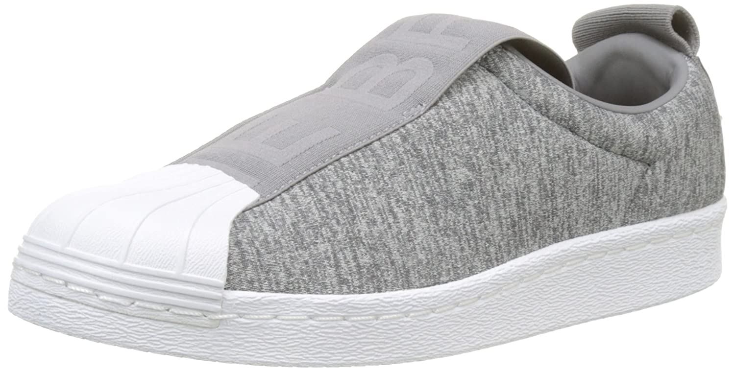Grau (grau Two F17 grau Three F17 Ftwr Weiß) adidas Damen Superstar Bw3s Slipon W Gymnastikschuhe