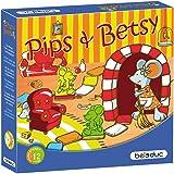 Beleduc - 22321 - Jeu De Société Éducatif - Pips Et Betsy