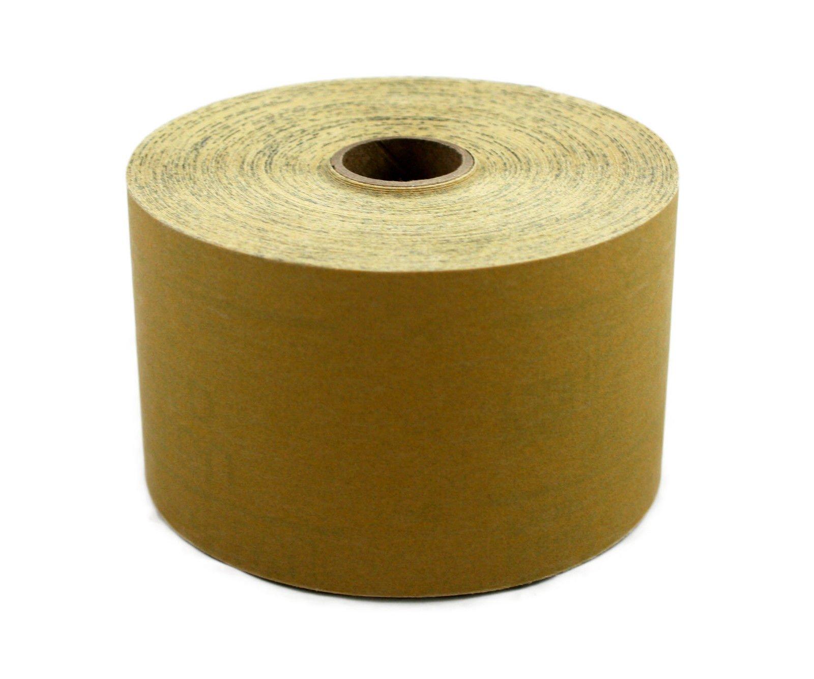 3M 2590 Stikit Gold Roll P400 Sandpaper-Dura-Block-Sand