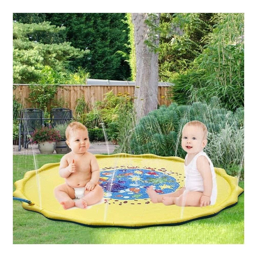 CIPT Sprinklers for Kids, Summer Spray Water Toys, Garden Outdoor Spray Water Toys for Children/Dogs (Size : 39in)