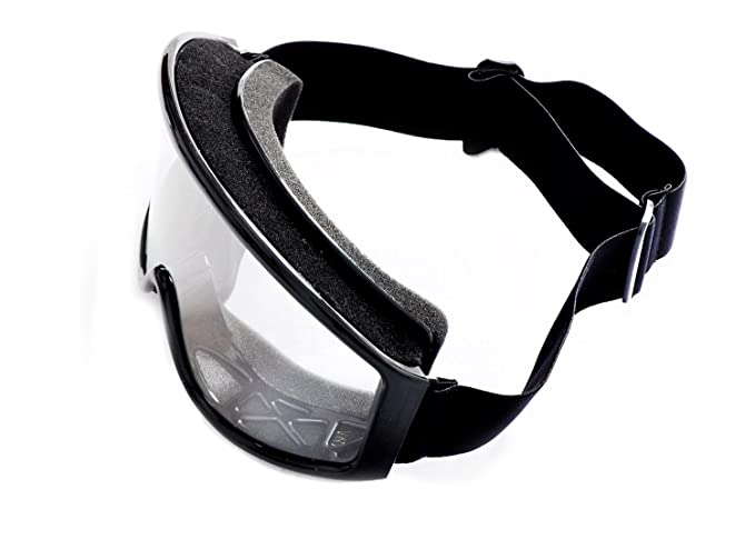 FA Sports nieve gafas Snowbob vector, negro para hombre ...