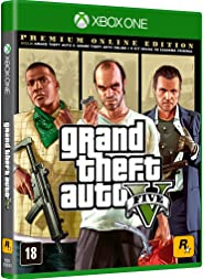 Grand Theft Auto V - Premium Online Edition - Xbox One
