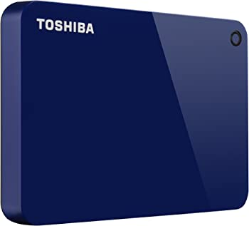 Toshiba HDTC920XL3AA 2TB USB 3.0 Portable Hard Drive