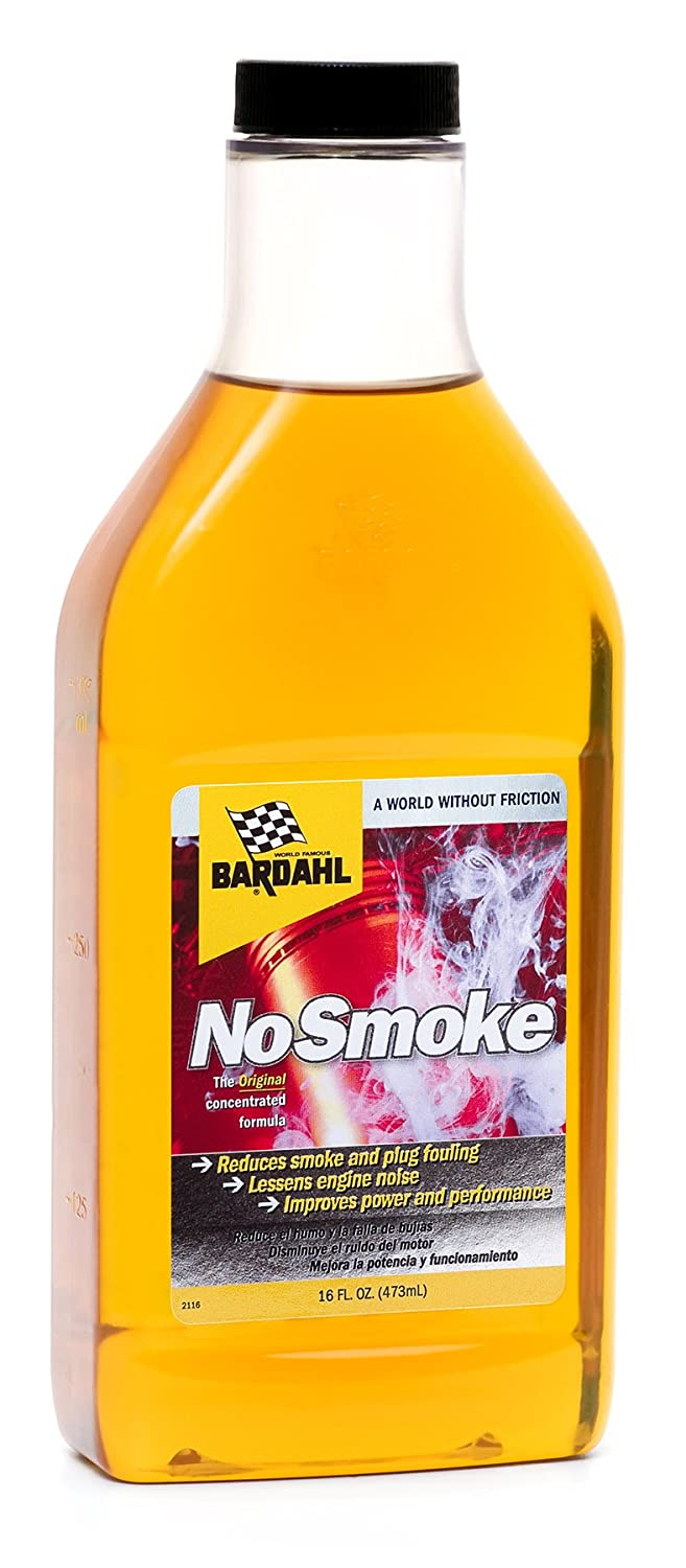 Bardahl 2116 No Smoke - 16 fl. oz. 2116-W