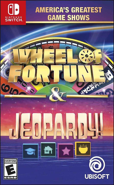Americas Greatest Gameshows - Wheel & Jeopardy for Nintendo Switch USA: Amazon.es: Ubisoft: Cine y Series TV