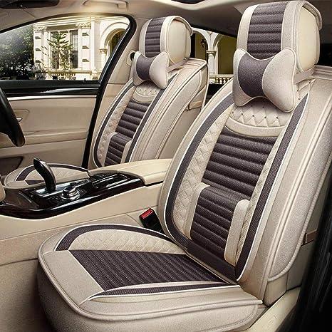 Amazon.com: Patny - Funda para asiento de coche, lino ...
