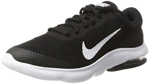 Nike zapatillas de running niña air max advantage gs negro