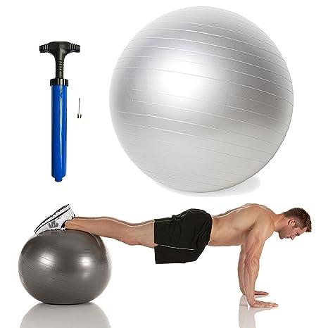 Onex mujeres Fitness ejercicio bola 75 CM \ 65 cm calidad ...