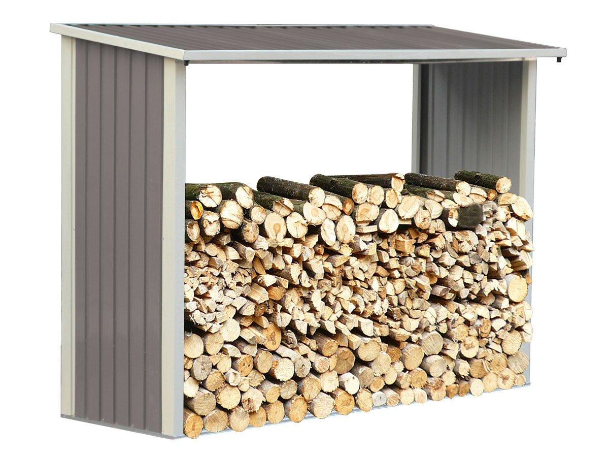 Habitat et Jardin - ABRI BUCHES Metal Victor - 2.15M²