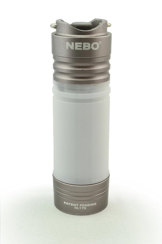 NEBO TOOLS Nebo 6557 poplite llavero compacto luz farol Mini ...