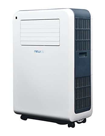 NewAir AC 12200H 12,000 BTU Portable Air Conditioner With Heater