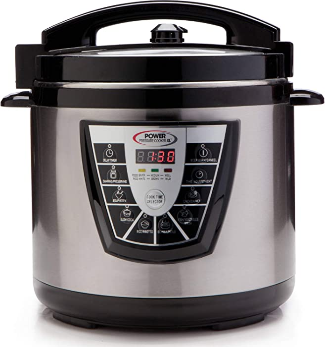 Top 10 Electric Pressure Cooker 10Quart
