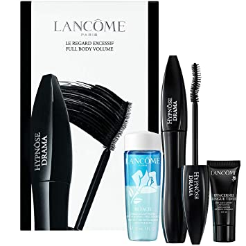 b410b4bc843 Amazon.com : Lancôme Hypnôse Drama Mascara (High Volume) HOLIDAY GIFT SET :  Beauty