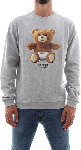 Moschino Underwear Herren Sweatshirt Men's Sweatshirt 1A1740