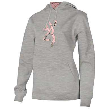7fcd5d623762 Image Unavailable. Image not available for. Color  Browning Women s  Buckmark Hoodie