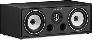 triangle HiFi Home Cinema Center Speaker - Borea BRC1, Black Ash